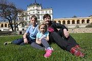Zahájení sezony na zámku v Ploskovicích