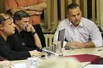 Jednání zastupitelů Terezína