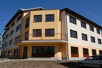 Nový Dům s pečovatelskou službou v Úštěku