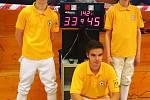 TŘETÍ MÍSTO. Šermiři Slavoje Litoměřice získali na šampionátu bronz