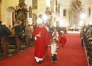 Velký pátek - mše svatá.