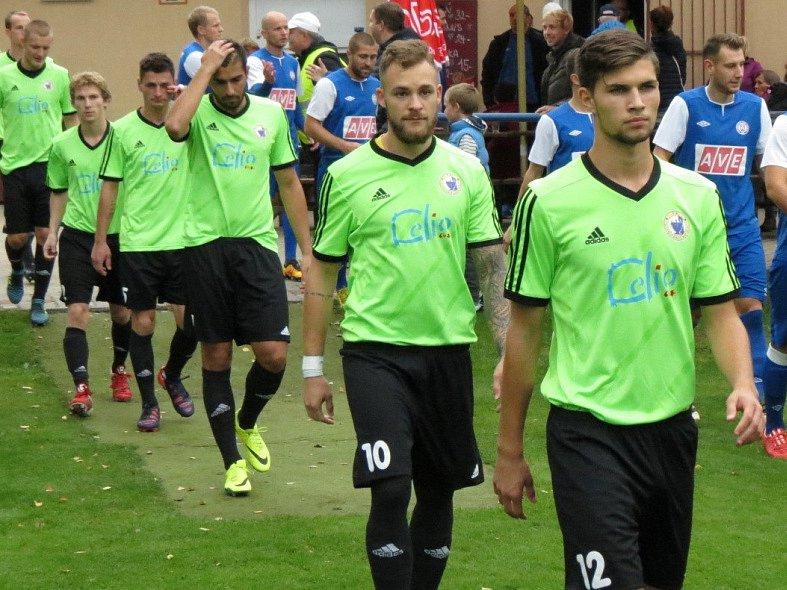 Fotbalisté Litoměřicka v Benátkách.