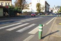 Dopravu v ulici Na Kocandě budou kvůli opravám řídit semafory.