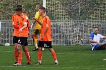 Roudnice-Černovice, I. A třída 2019/2020. Fotbalisté Roudnice ilustrační