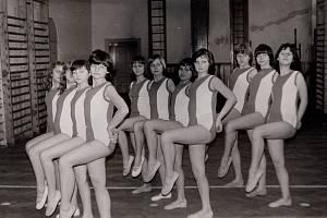 Cvičenky z Úštěka, rok 1980