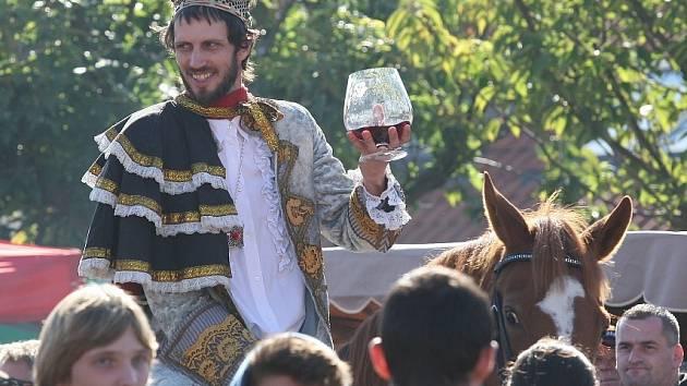 Žernosecké vinobraní2013