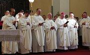 Litoměřický biskup Jan Baxant slavil kulaté narozeniny.