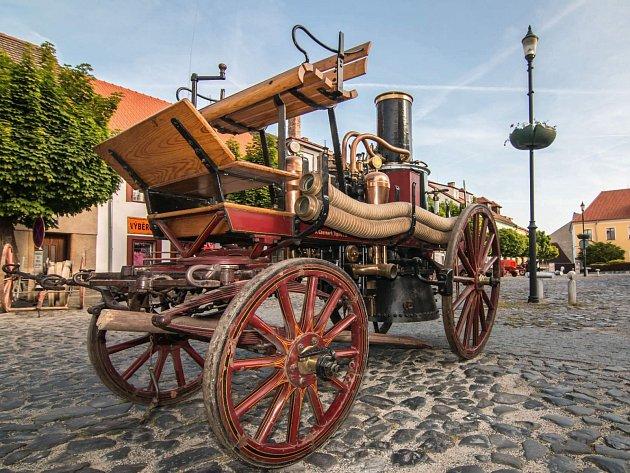 Oslavy 150 let od založení dobrovolného sboru hasičů v Roudnici nad Labem.