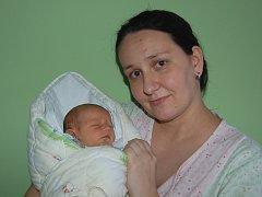 Petře Kacálkové a Jiřímu Markovi ze Štětí se 29.1. v 0.38 hodin  narodil v Litoměřicích syn Jiří Marek (51 cm, 3,24 kg).