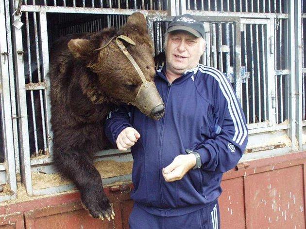 Cirkus Berousek stráví víkend v Lovosicích