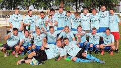 Fotbalisté Štětí se vracejí do divize