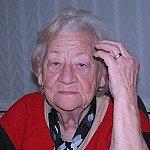 Miloslava Cibulková, 84let, knihovnice