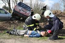 Osmiboj odhalil kvalitu hasičů z řad dobrovolných jednotek.