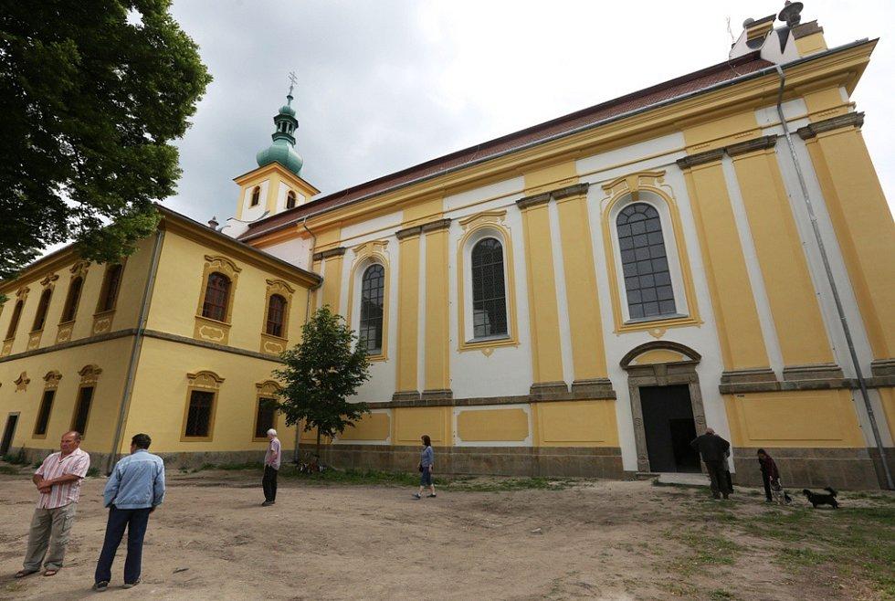 O titul Památka roku 2016 usiluje v další kategorii i Kostel nanebevzetí Panny Marie v Konojedech