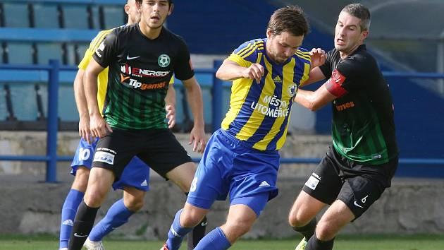 FK Litoměřicko - 1. FK Příbram 3:1