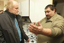 Ilustrační foto. Romy v Roudnici nedávno navšívil ministr Michael Kocáb.