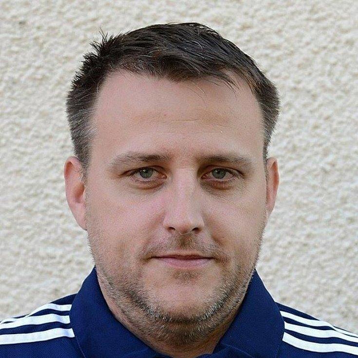 Jan Novotný. Předseda OFS Litoměřice, kandiduje na předsedu.