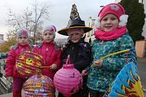 Halloween, ilustrační fotografie