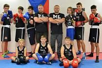 Oddíl boxu při TJ Sokol Mšené - Lázně