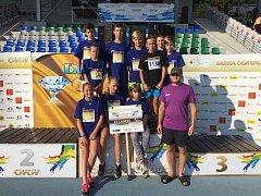 CELOREPUBLIKOVÉHO FINÁLE se zúčastnilo 40 družstev. Jedním z nich bylo také družstvo litoměřické základní školy, které obsadilo konečné 12. místo.