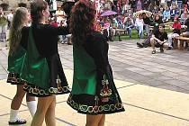 Keltský kruh v Budyni nad Ohří.