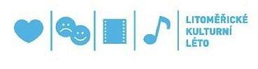 Litoměřické kulturní léto, logo.