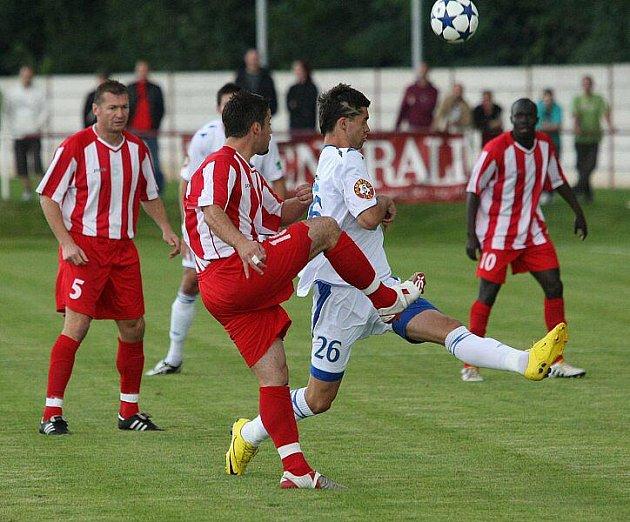 SK Sokol Brozany nad Ohří - FK Teplice.