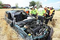 Nehoda u Brňan