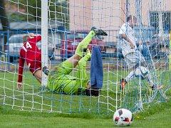 Ve víkendových soutěžích budou fotbaloví příznivci čekat na branky v sítích soupeřů.