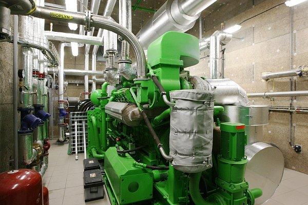 Bioplynová stanice ve Lkáni