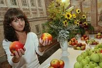 V ploskovickém zámku vystavují místní pěstitelé