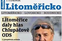 Týdeník Litoměřicko z 10. října 2018