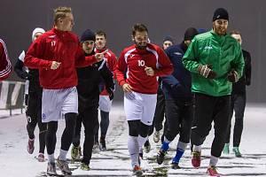 Fotbalisté Brozan zahájili přípravu