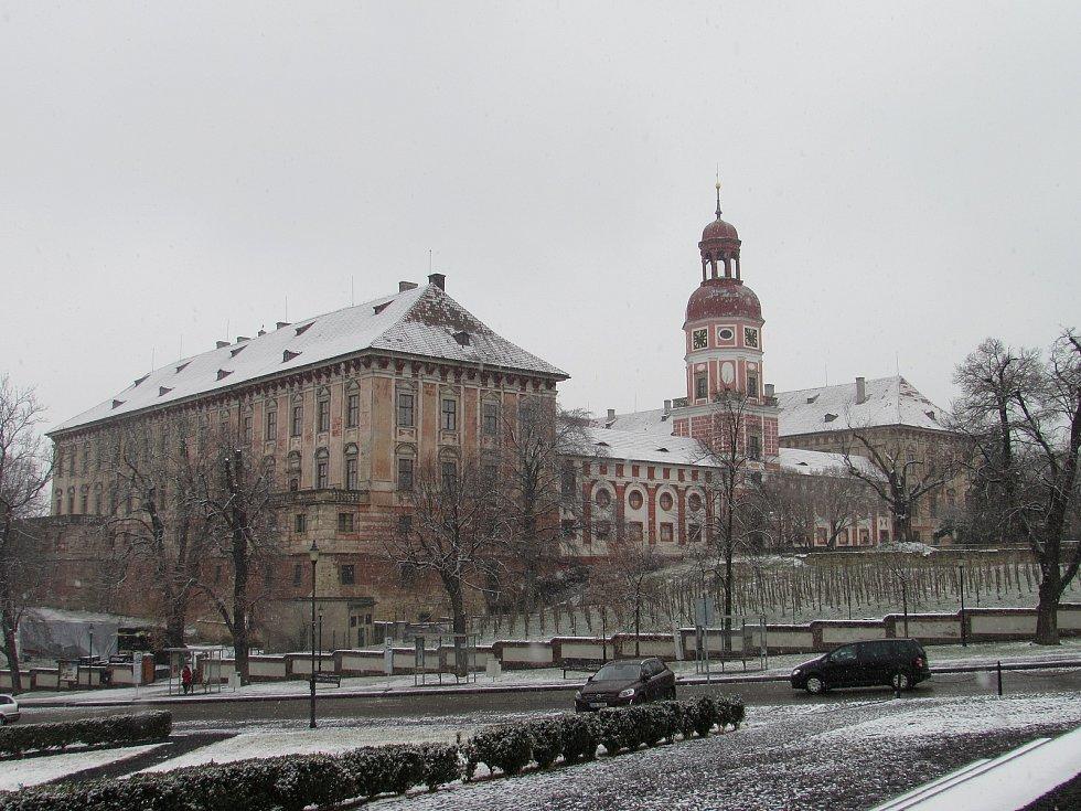 Karlovo náměstí v Roudnici nad Labem