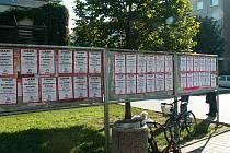 Je to provokace! zlobí se Romové ve Štětí na předvolební plakáty
