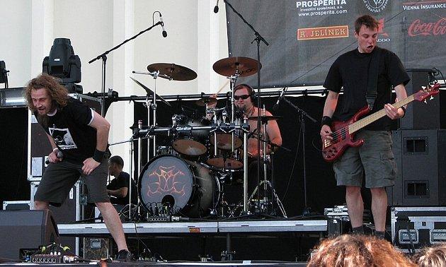 Existence na Masters of Rock ve Vizovicích.