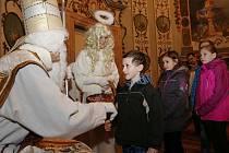 Vánoční prohlídky v Ploskovicích