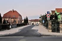 Švagrovského ulice v Roudnici prošla rekonstrukcí