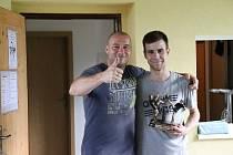 Úpohlavský nohejbalový turnaj vyhrál tým Křešická banda