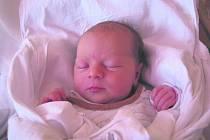 Marcele a Milanu Hamplovým z Libochovic se v roudnické porodnici 6.6. ve 21.55 hodin narodila dcera Michaela Hamplová (50 cm, 3,05 kg).