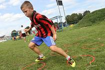 Fotbalový kemp v Lukavci
