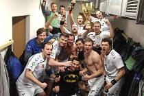 Lovosičtí házenkáři slaví vítězství v poháru