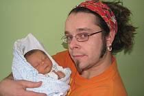 Haně a Romanovi Líbalovým z Litoměřic se v litoměřické porodnici 7. února v 8.45 hodin narodil syn Vendelín. Měřil 49 cm a vážil 2,97 kg. Blahopřejeme!