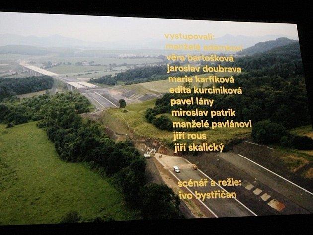 Premiéra filmu Dál nic v Praze.