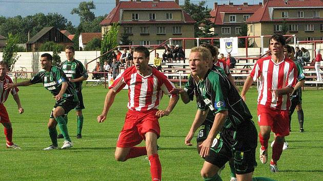 Brozany - Sokolov.