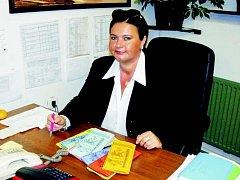 Bývalá ředitelka MKZ Litoměřice Veronika Rybová.