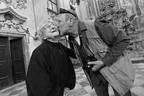 Výstava fotografií amatérského fotografa Josefa Rottera byla zahájena v Litoměřicích