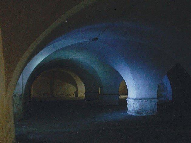 Na snímku Jiřího Brodského je bývalá sladovna, historicky nejcennější a současně nejzachovalejší prostor roudnického pivovaru