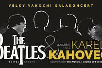 The Beatles revival Kladno & Karel Kahovec vystoupí v Lovosicích.