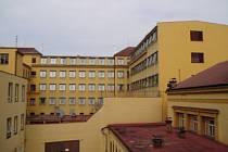 Vazební věznice Litoměřice.